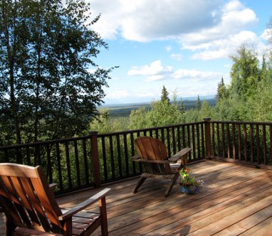 Lodging in Talkeetna Alaska