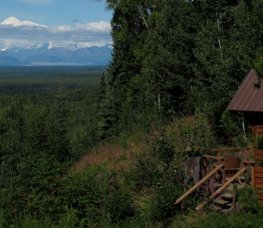 Cottage Rentals Talkeetna Alaska