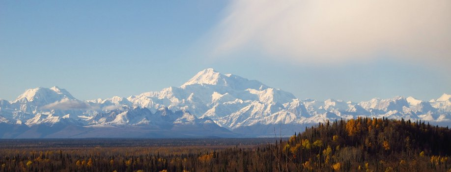 Denali and Hunter view